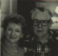 Ed Dunlap y su esposa